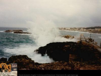 """* Claudia Moschettini, """"S. M. di Leuca de finibus terrae, Presentazione CD, Luglio - Agosto 1999."""