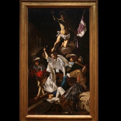 Cecco del Caravaggio, Resurrezione di Cristo (1610 - 1620)
