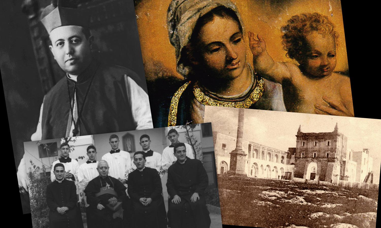 don Tonino Bello ricorda Mons. Giuseppe Ruotolo