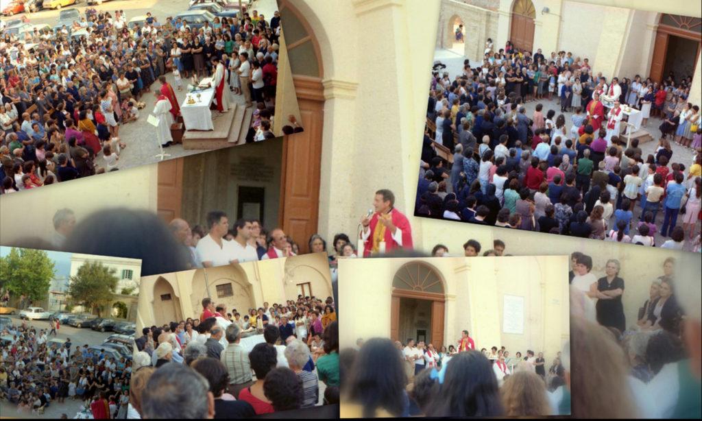 don Tonino Bello in pellegrinaggio al Santuario di Santa Maria di Leuca | dontoninobello.info