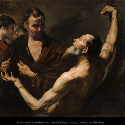 don Tonino Bello, Ai piedi di Bartolomeo - (José de Ribera, Martirio di san Bartolomeo)